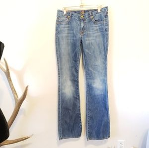 🌵7 For All Mankind Bootcut Jeans|Size 29|🌵